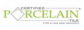 TCNA & Certified Porcelain Tile