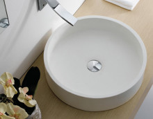 Round Luxury Washbasin Collection