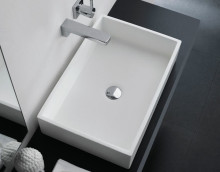 Silk Luxury Washbasin Collection