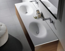 Velvet Luxury Washbasin Collection