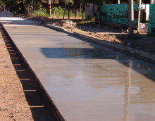 Vías en Pavimento Flexible y Concreto
